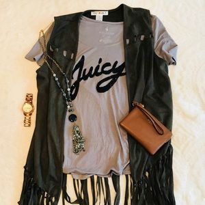 Juicy Couture Top XS